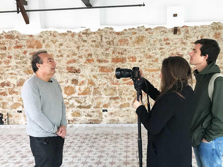 ConversesMagazinos amb Federico Cervera