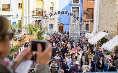 Así ha sido la inauguración de Els Magazinos…