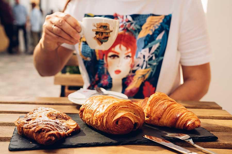 Els Magazinos, un lugar para disfrutar desde el desayuno.