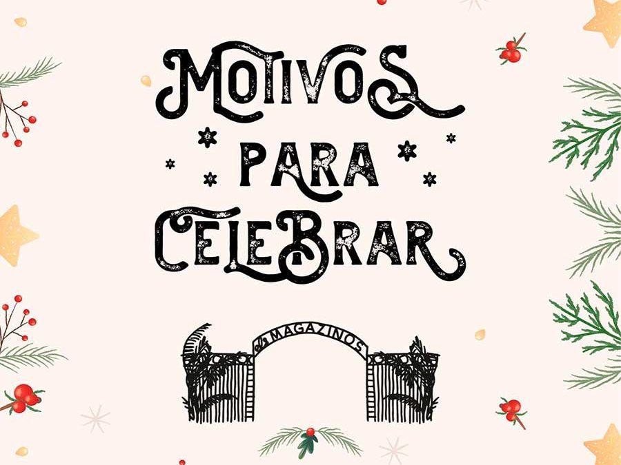 Estas Navidades Els Magazinos tiene muchos motivos para celebrar
