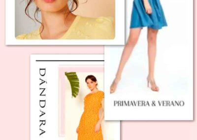 Tienda de moda femenina Dandara
