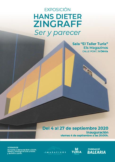 """Zingraff presenta """"Ser y parecer"""" en Els Magazinos"""