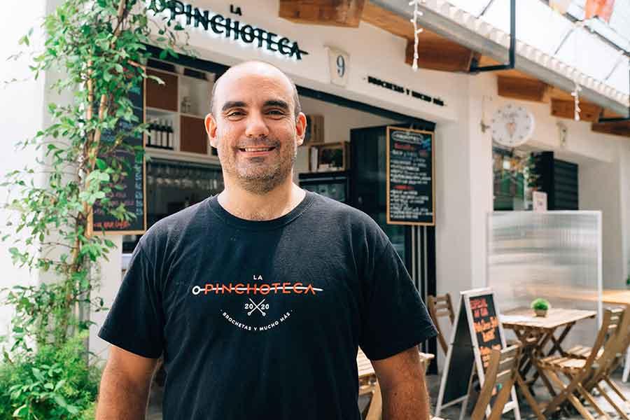 Tapas La Pinchteca en Els Magazinos de Dénia
