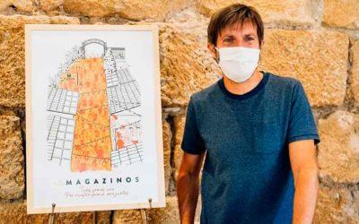 Els Magazinos celebra su primer aniversario de la mano de Paco Roca.