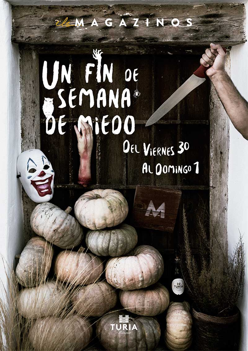 Halloween llega a Els Magazinos gracias a APROSDECO