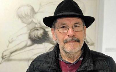 Joan Castejón en el Taller Turia de Els Magazinos