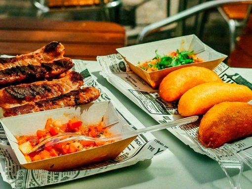 American Foods: street food
